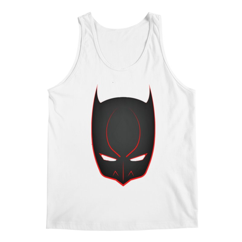 BAT MASK Men's Tank by DesignsbyAnvilJames's Artist Shop