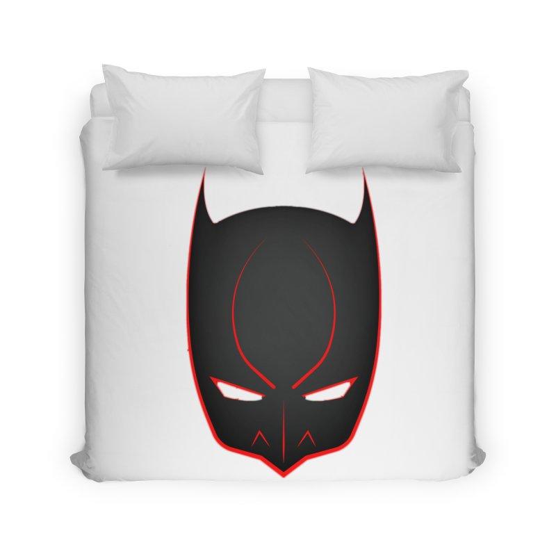 BAT MASK Home Duvet by DesignsbyAnvilJames's Artist Shop