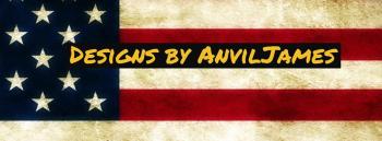 DesignsbyAnvilJames's Artist Shop Logo