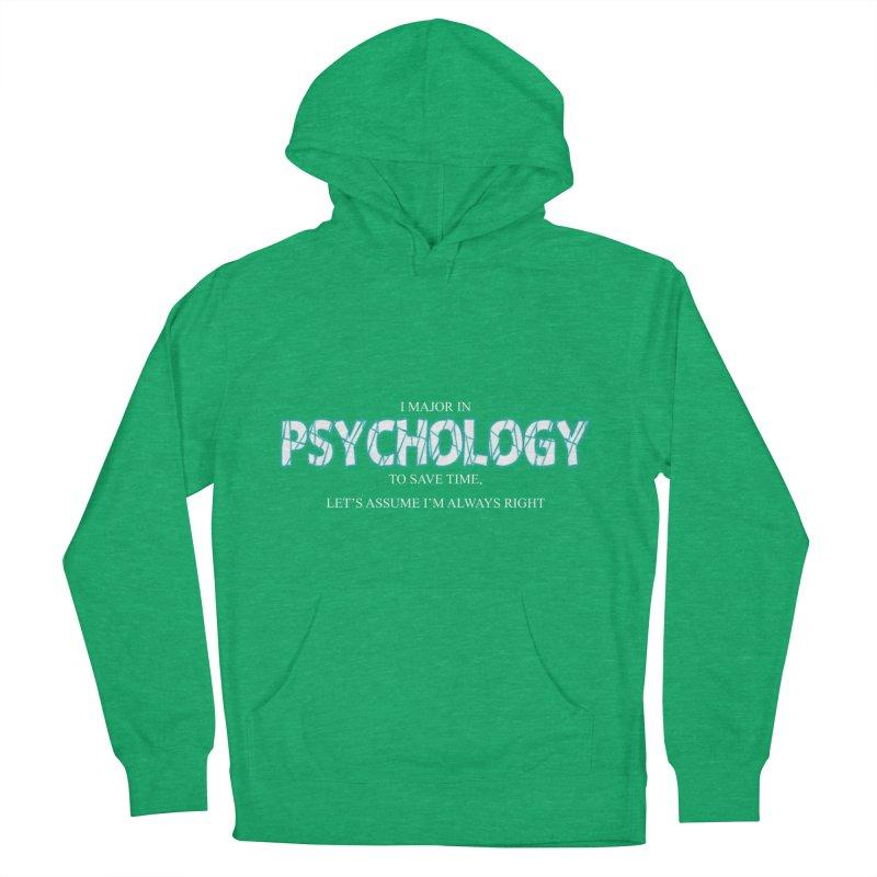 Psychology Women's Pullover Hoody by DesireArt's Artist Shop