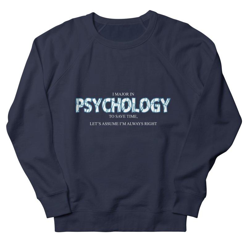 Psychology Women's Sweatshirt by DesireArt's Artist Shop
