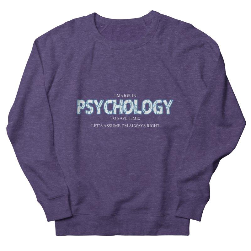 Psychology Men's Sweatshirt by DesireArt's Artist Shop