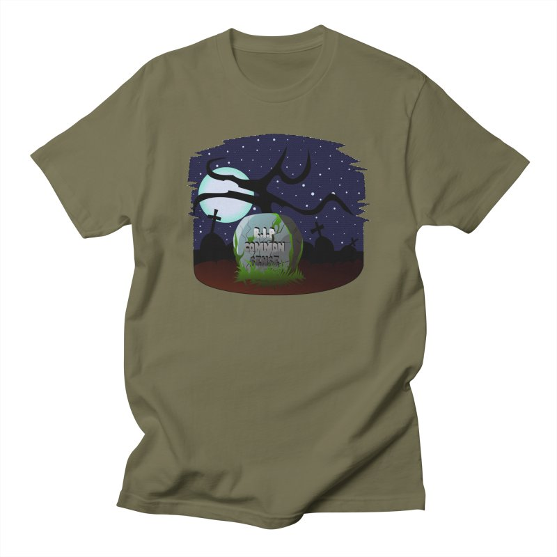 Common Sense Men's T-Shirt by DesireArt's Artist Shop
