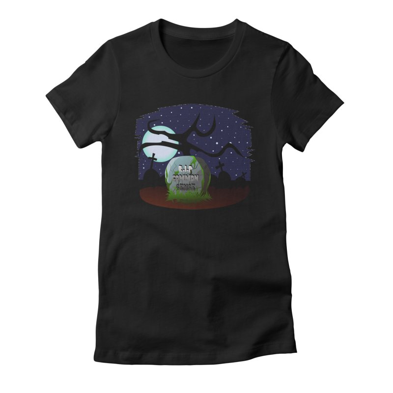 Common Sense Women's Fitted T-Shirt by DesireArt's Artist Shop