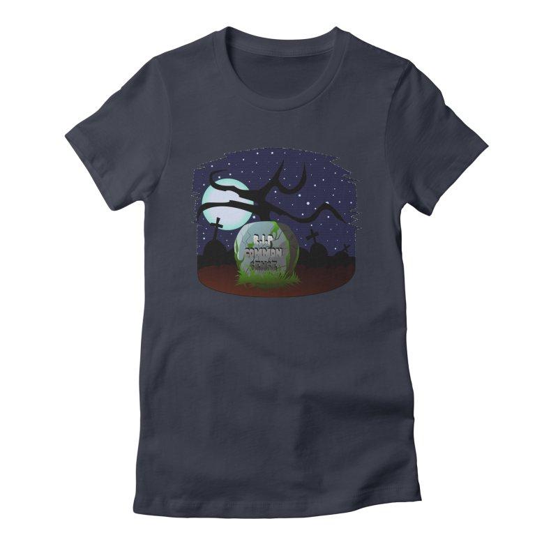 Common Sense Women's Fitted T-Shirt by DesireArt's Artist Shop