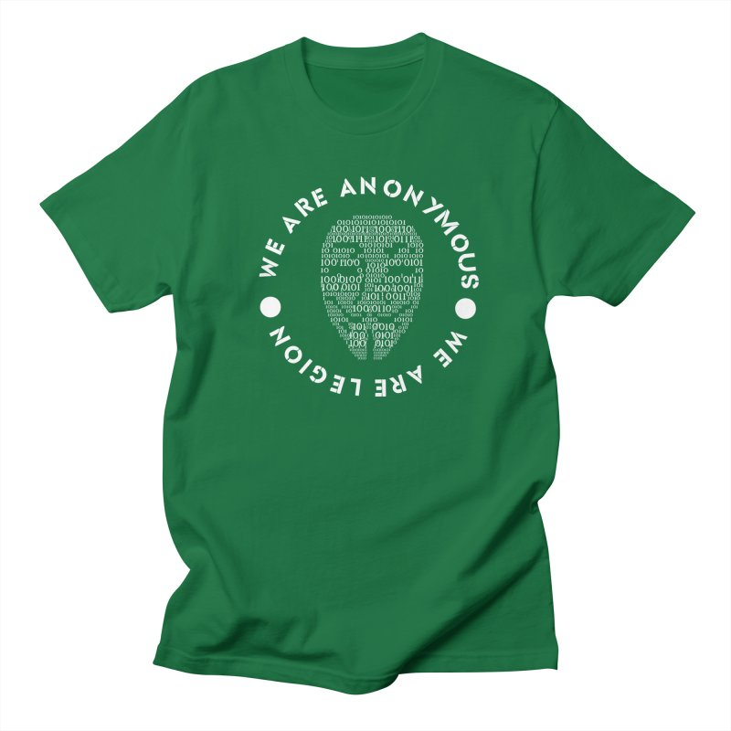 Anonymous Men's T-Shirt by DesireArt's Artist Shop