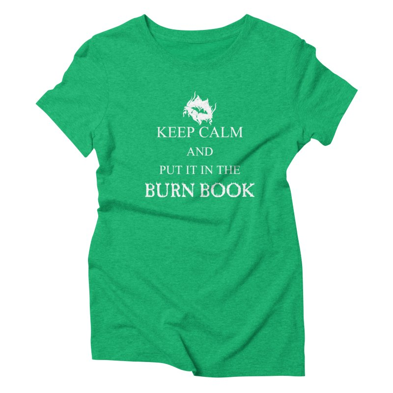 Burn Book   by DesireArt's Artist Shop