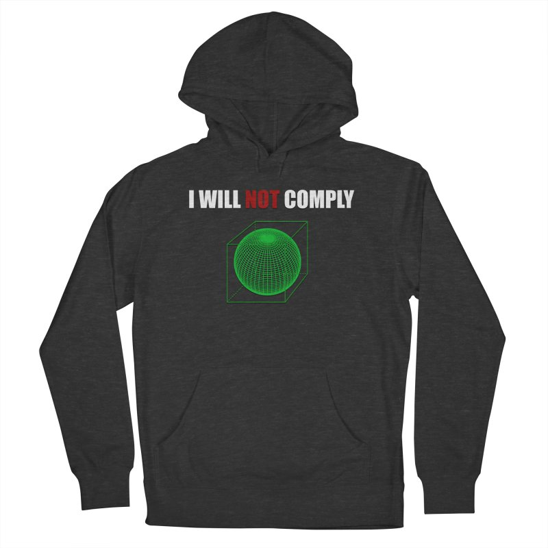 Comply Women's Pullover Hoody by DesireArt's Artist Shop