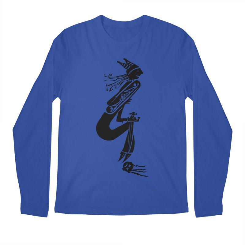 Irony Men's Regular Longsleeve T-Shirt by DevilishDetails's Artist Shop