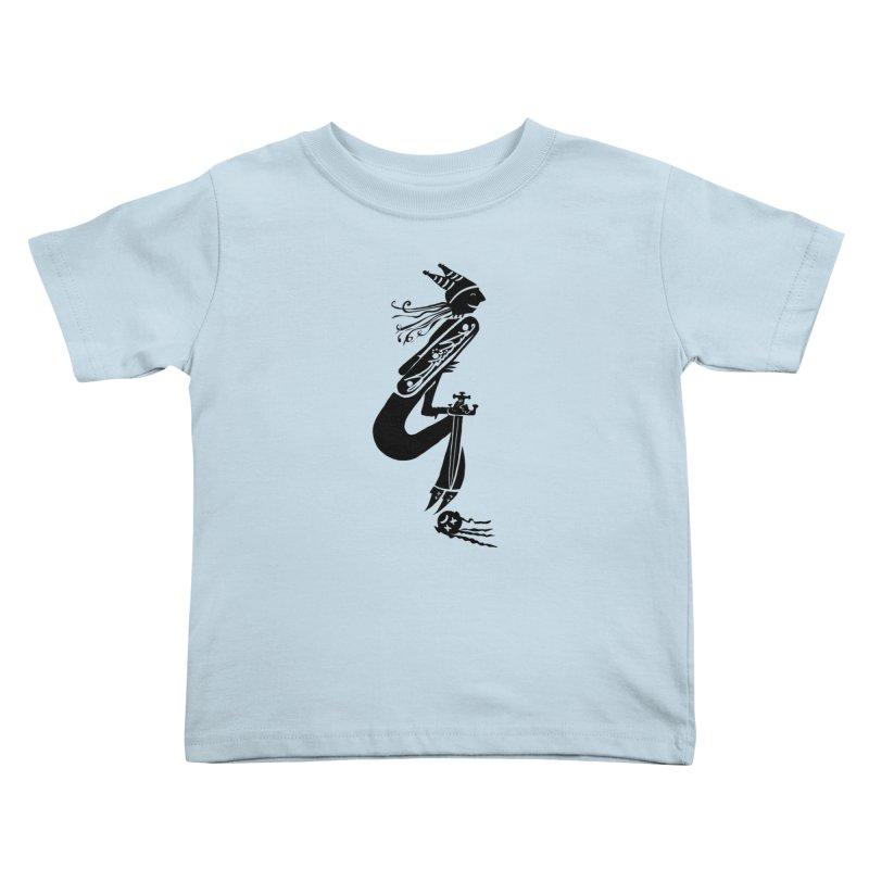 Irony Kids Toddler T-Shirt by DevilishDetails's Artist Shop