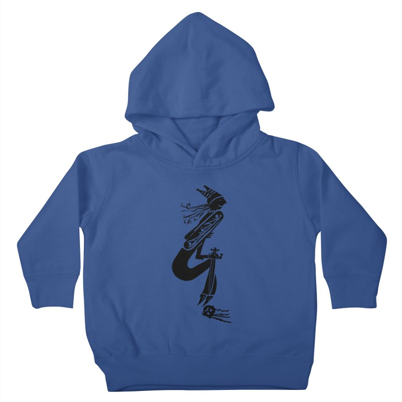 Irony Kids Toddler Pullover Hoody by DevilishDetails's Artist Shop
