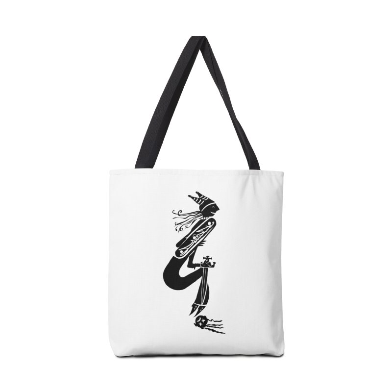 Irony Accessories Bag by DevilishDetails's Artist Shop