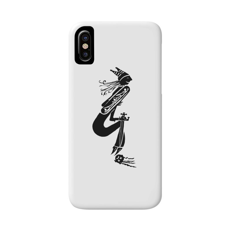 Irony Accessories Phone Case by DevilishDetails's Artist Shop