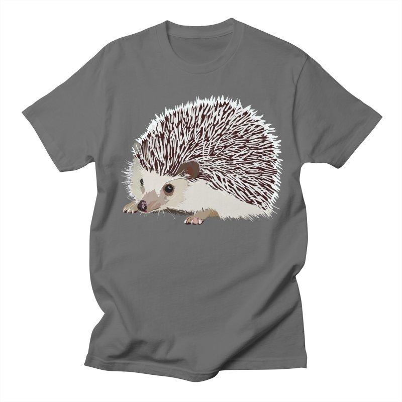 Happy Hedgehog Women's Unisex T-Shirt by DevilishDetails's Artist Shop