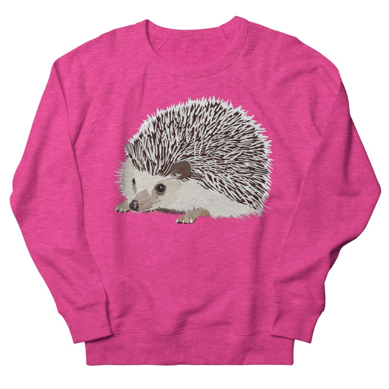Happy Hedgehog Men's Sweatshirt by DevilishDetails's Artist Shop