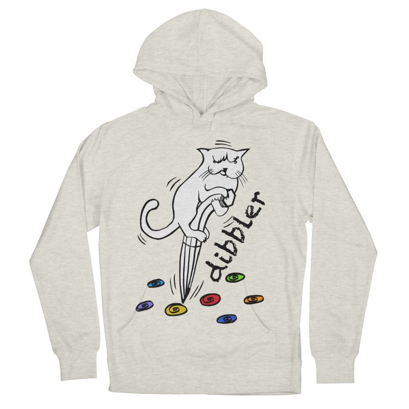 The Dashing Dibbler Women's French Terry Pullover Hoody by DevilishDetails's Artist Shop