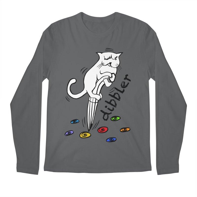 The Dashing Dibbler Men's Longsleeve T-Shirt by DevilishDetails's Artist Shop
