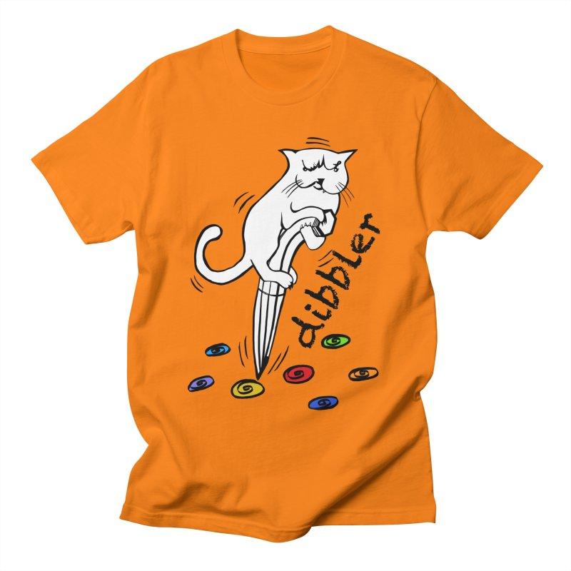 The Dashing Dibbler Men's T-shirt by DevilishDetails's Artist Shop