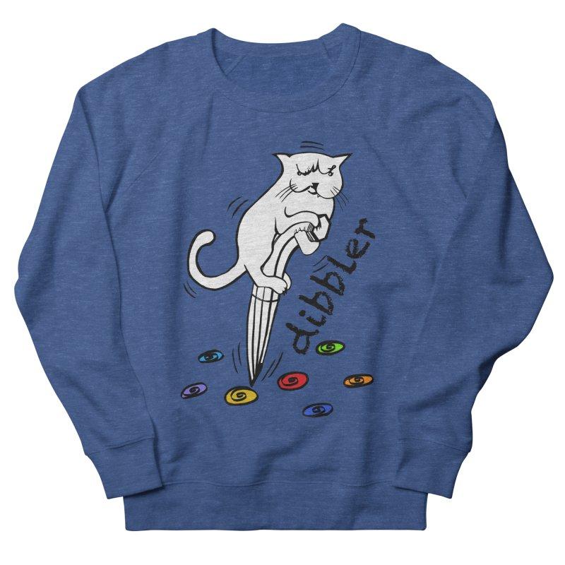 The Dashing Dibbler Women's French Terry Sweatshirt by DevilishDetails's Artist Shop