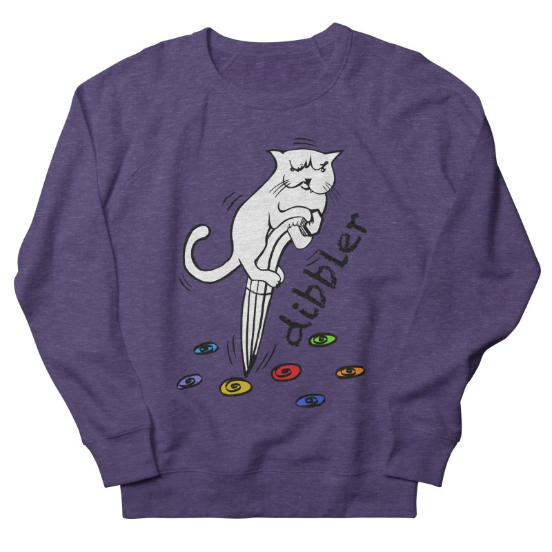 The Dashing Dibbler Women's French Terry Sweatshirt by DevilishDetails's Artist Shop