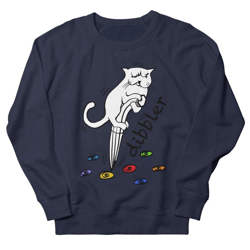 The Dashing Dibbler Men's French Terry Sweatshirt by DevilishDetails's Artist Shop