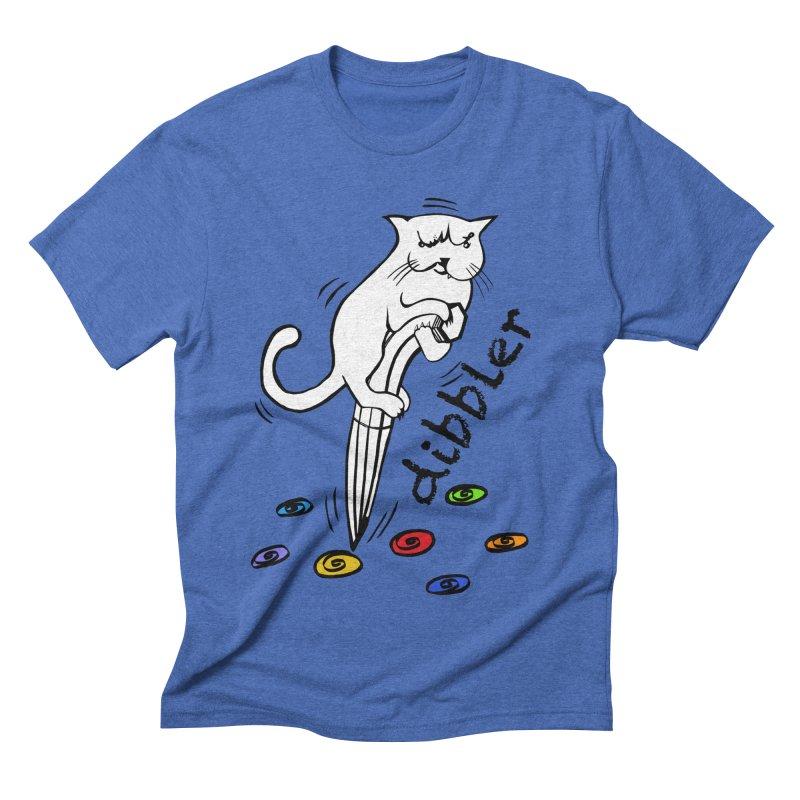 The Dashing Dibbler Men's Triblend T-Shirt by DevilishDetails's Artist Shop