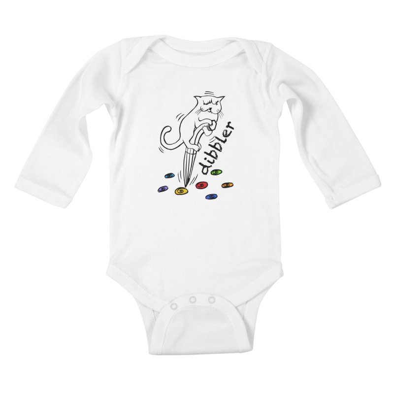 The Dashing Dibbler Kids Baby Longsleeve Bodysuit by DevilishDetails's Artist Shop
