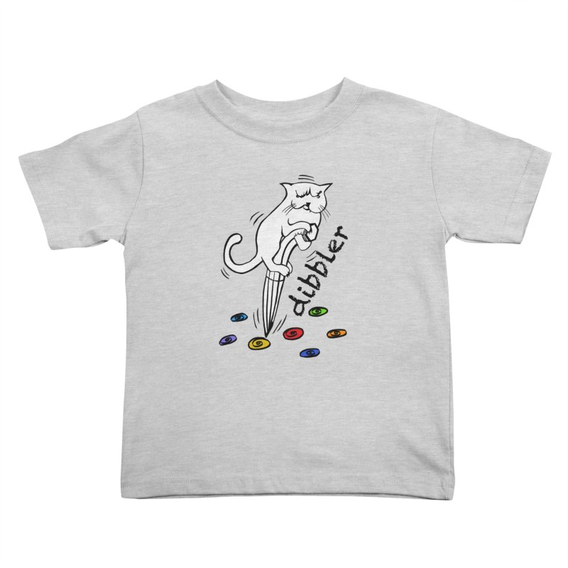 The Dashing Dibbler Kids Toddler T-Shirt by DevilishDetails's Artist Shop
