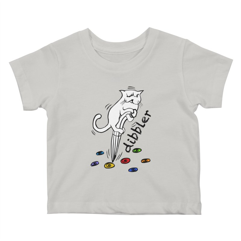 The Dashing Dibbler Kids Baby T-Shirt by DevilishDetails's Artist Shop