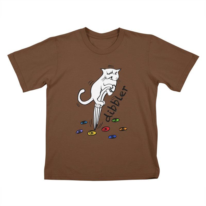 The Dashing Dibbler Kids T-shirt by DevilishDetails's Artist Shop
