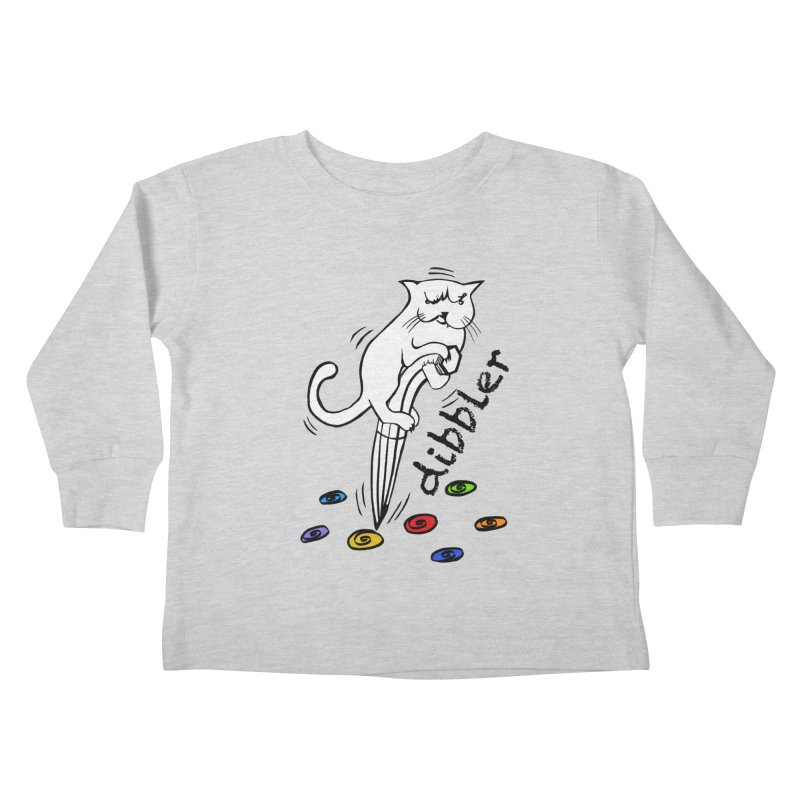 The Dashing Dibbler Kids Toddler Longsleeve T-Shirt by DevilishDetails's Artist Shop