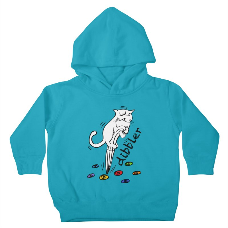 The Dashing Dibbler Kids Toddler Pullover Hoody by DevilishDetails's Artist Shop