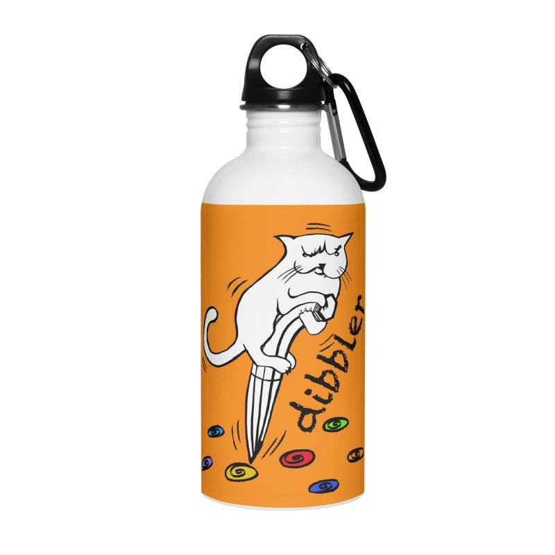 The Dashing Dibbler Accessories Water Bottle by DevilishDetails's Artist Shop
