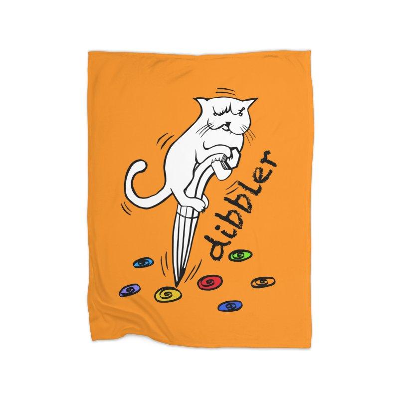 The Dashing Dibbler Home Blanket by DevilishDetails's Artist Shop
