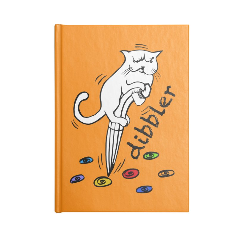 The Dashing Dibbler Accessories Notebook by DevilishDetails's Artist Shop