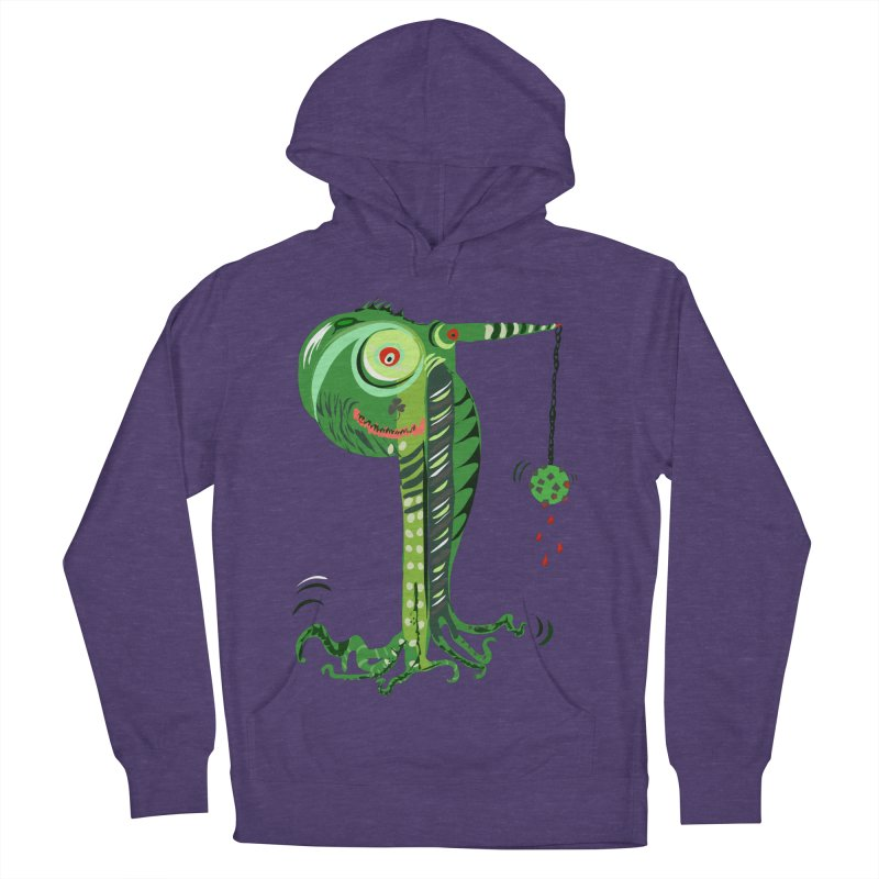 Shillelagh Men's French Terry Pullover Hoody by DevilishDetails's Artist Shop