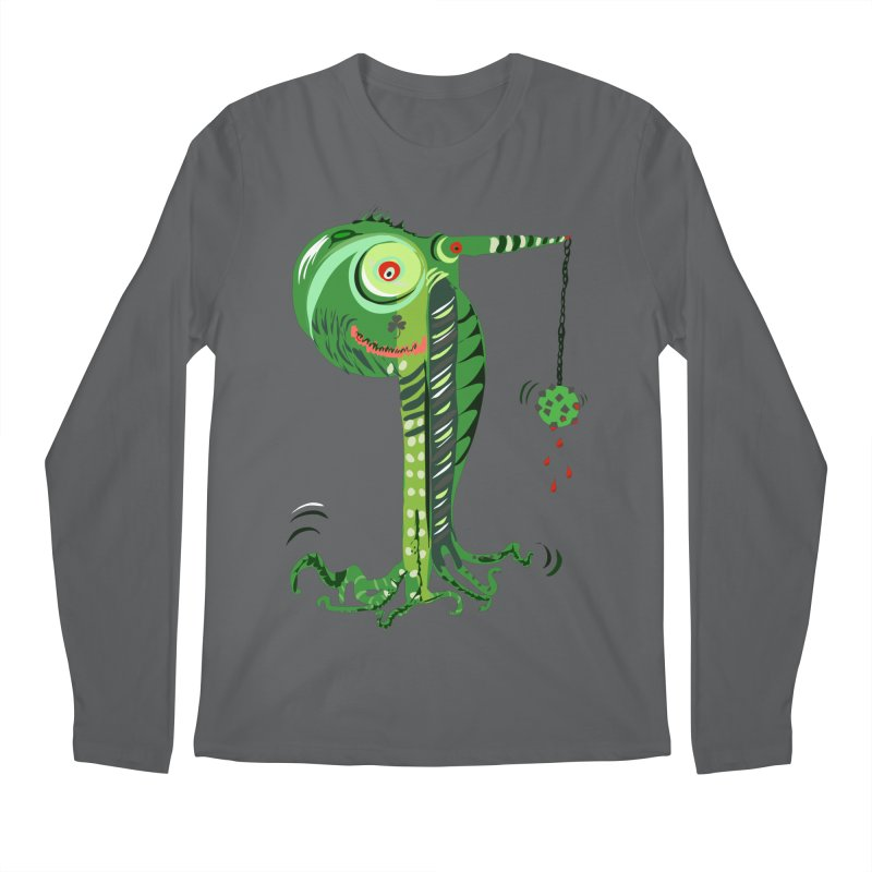 Shillelagh Men's Regular Longsleeve T-Shirt by DevilishDetails's Artist Shop