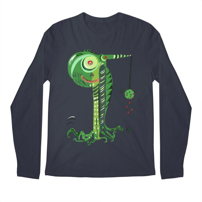 Shillelagh Men's Regular Longsleeve T-Shirt by DevilishDetails's Artist Shop