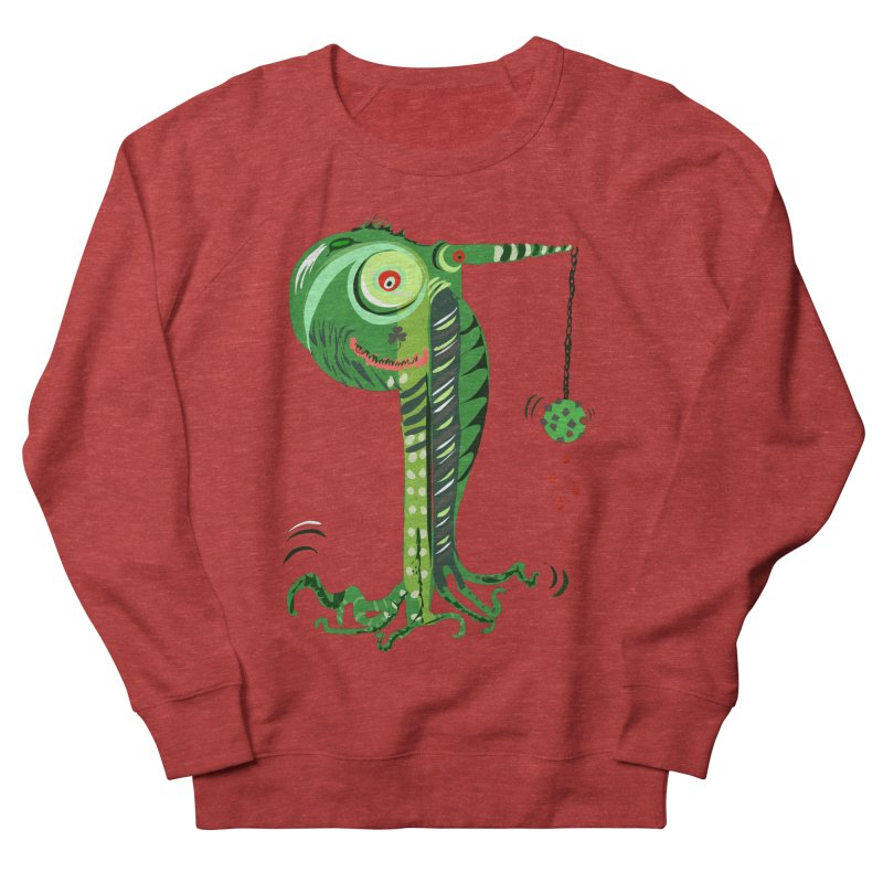 Shillelagh Women's French Terry Sweatshirt by DevilishDetails's Artist Shop