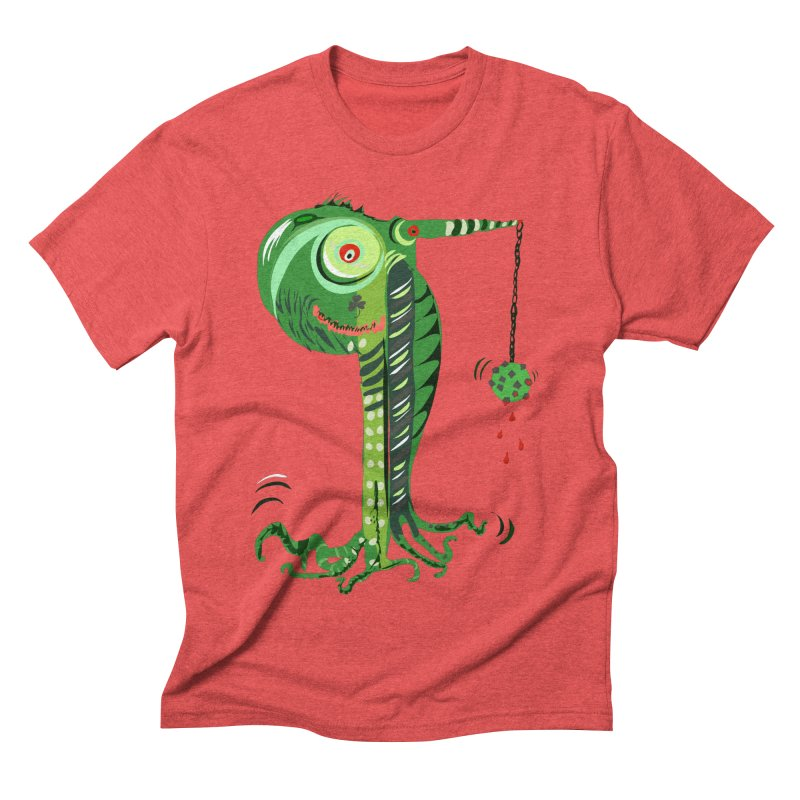 Shillelagh Men's Triblend T-Shirt by DevilishDetails's Artist Shop