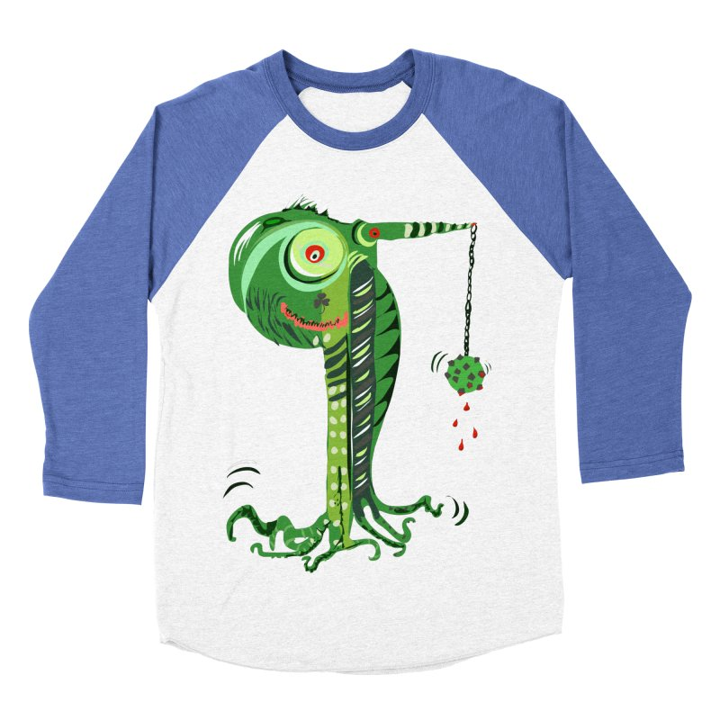 Shillelagh Women's Baseball Triblend Longsleeve T-Shirt by DevilishDetails's Artist Shop