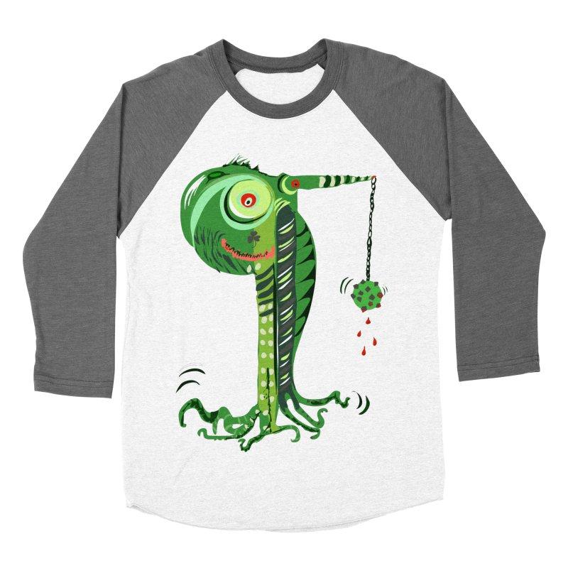 Shillelagh Men's Baseball Triblend Longsleeve T-Shirt by DevilishDetails's Artist Shop