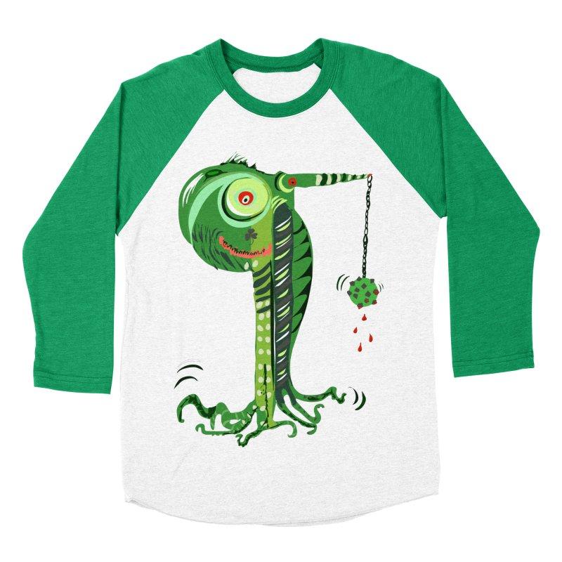 Shillelagh Men's Baseball Triblend T-Shirt by DevilishDetails's Artist Shop