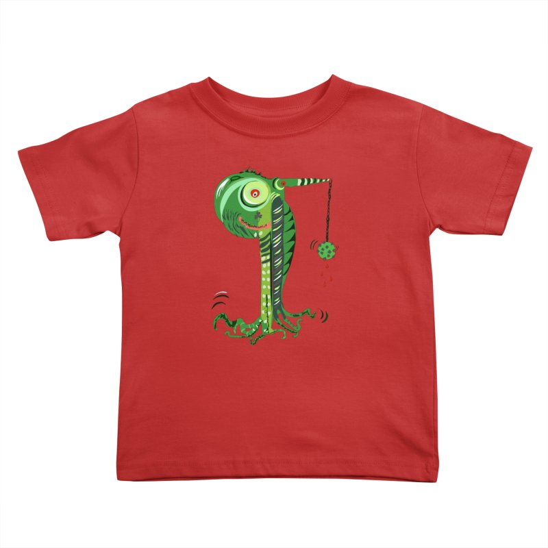 Shillelagh Kids Toddler T-Shirt by DevilishDetails's Artist Shop