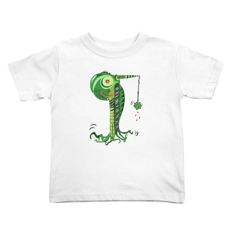 Shillelagh Kids Toddler T-Shirt by DevilishDetails's Artist Shop