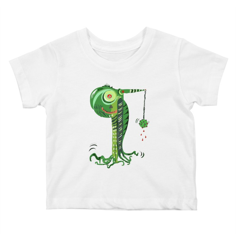 Shillelagh Kids Baby T-Shirt by DevilishDetails's Artist Shop