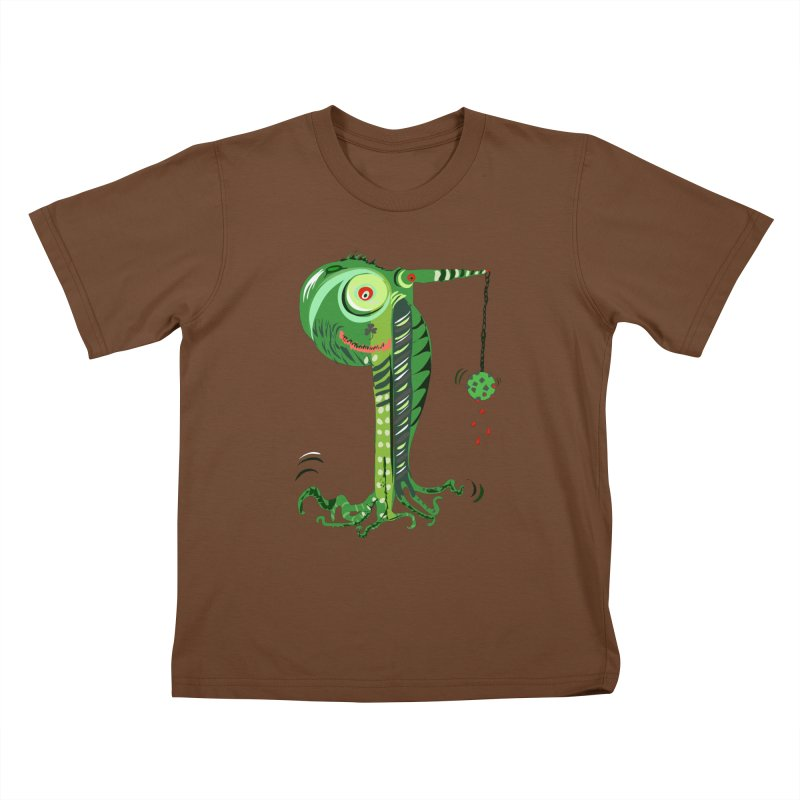 Shillelagh Kids T-Shirt by DevilishDetails's Artist Shop