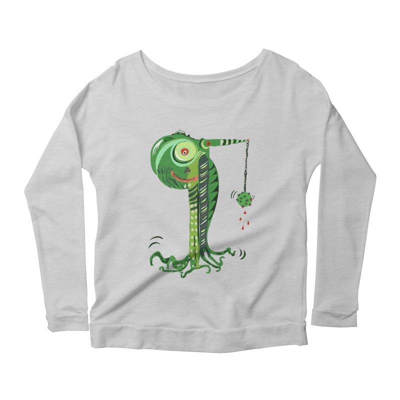 Shillelagh Women's Scoop Neck Longsleeve T-Shirt by DevilishDetails's Artist Shop