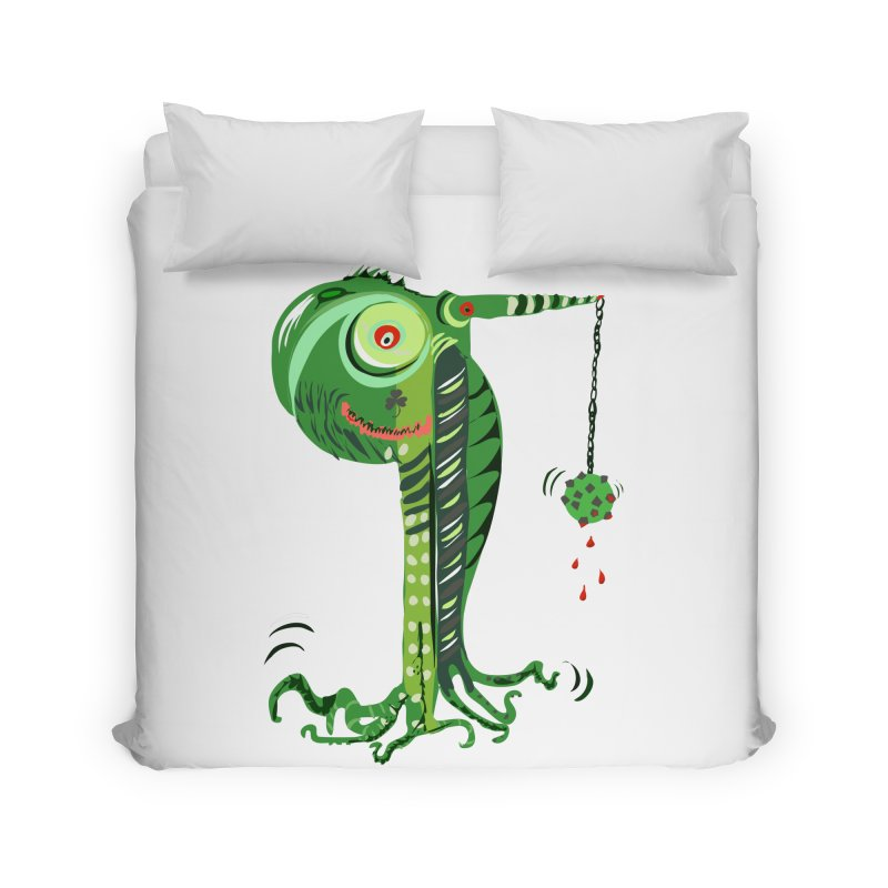 Shillelagh Home Duvet by DevilishDetails's Artist Shop