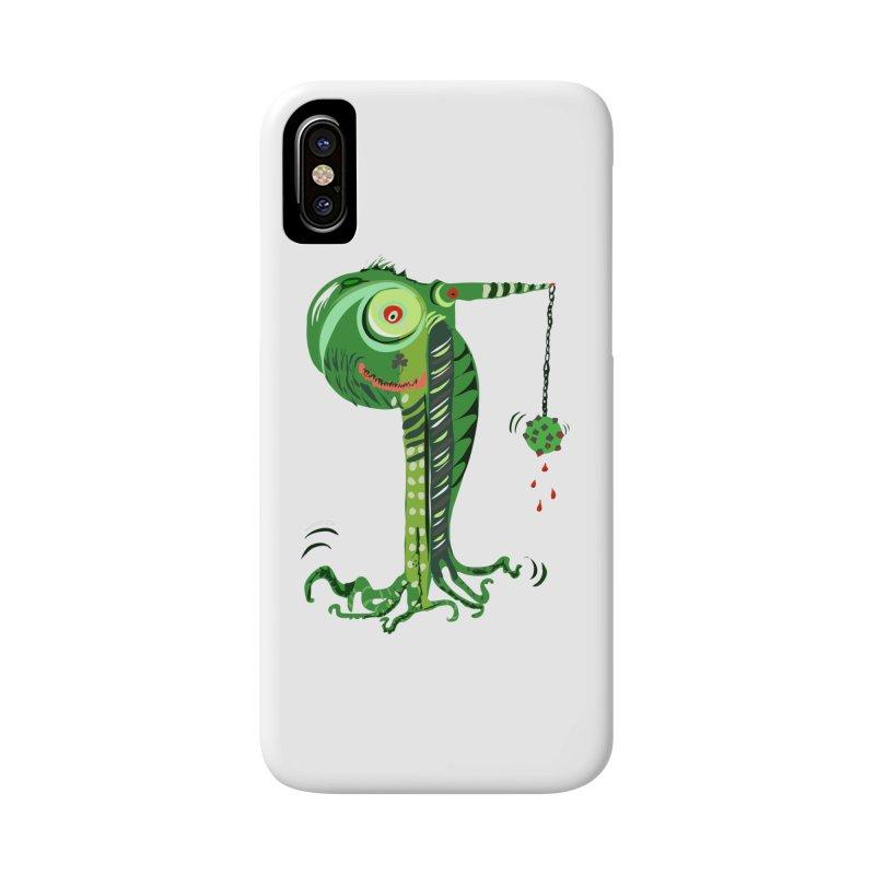 Shillelagh Accessories Phone Case by DevilishDetails's Artist Shop
